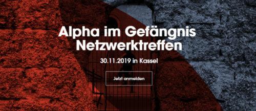 Alpha Netzwerktreffen