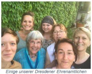 Ehrenamtliche Dresden