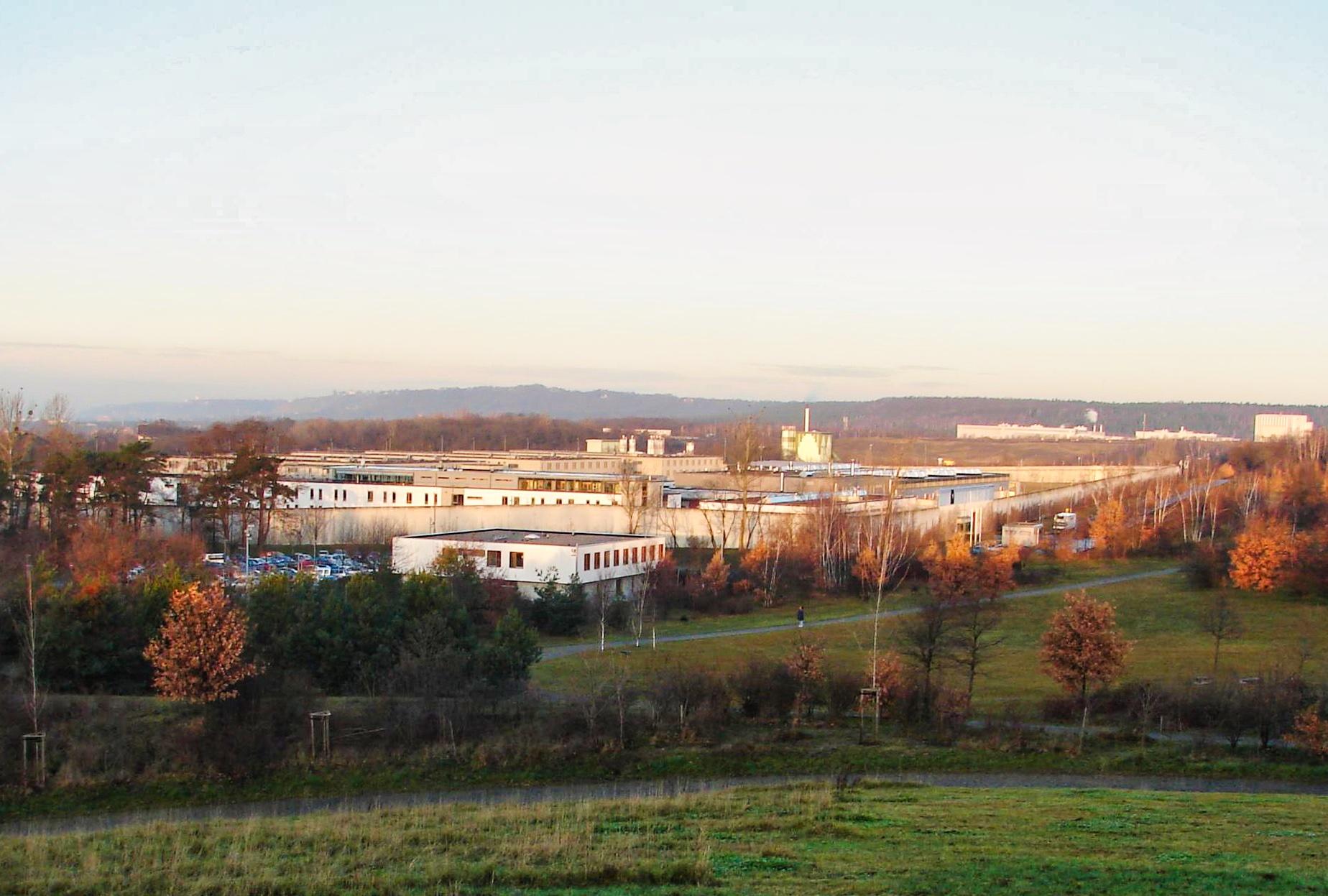 Justizvollzugsanstalt Dresden Bild: DynaMoToR Gemeinfrei